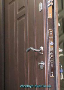 Входные стальные двери Элит от компании ДверьПром