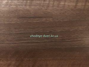 Цвет накладки на двери Орех седой тёмный