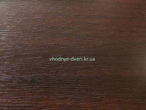 цвет накладки на дверь Орех тёмный