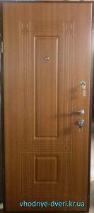 Фото входной двери из сери Стандарт от компании ДверьПром