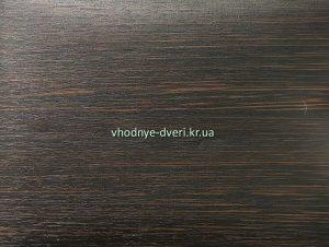 цвет накладки на дверь Венге тёмный