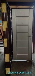 Тёплые входные двери Премиум от компании ДверьПром